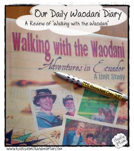 Our Daily Waodani Diary