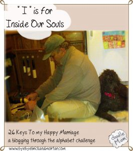 I is for Inside Our Souls