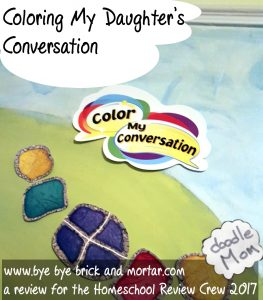 Coloring My Daughters Conversation