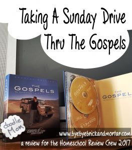 Taking a Sunday Drive Thru The Gospels