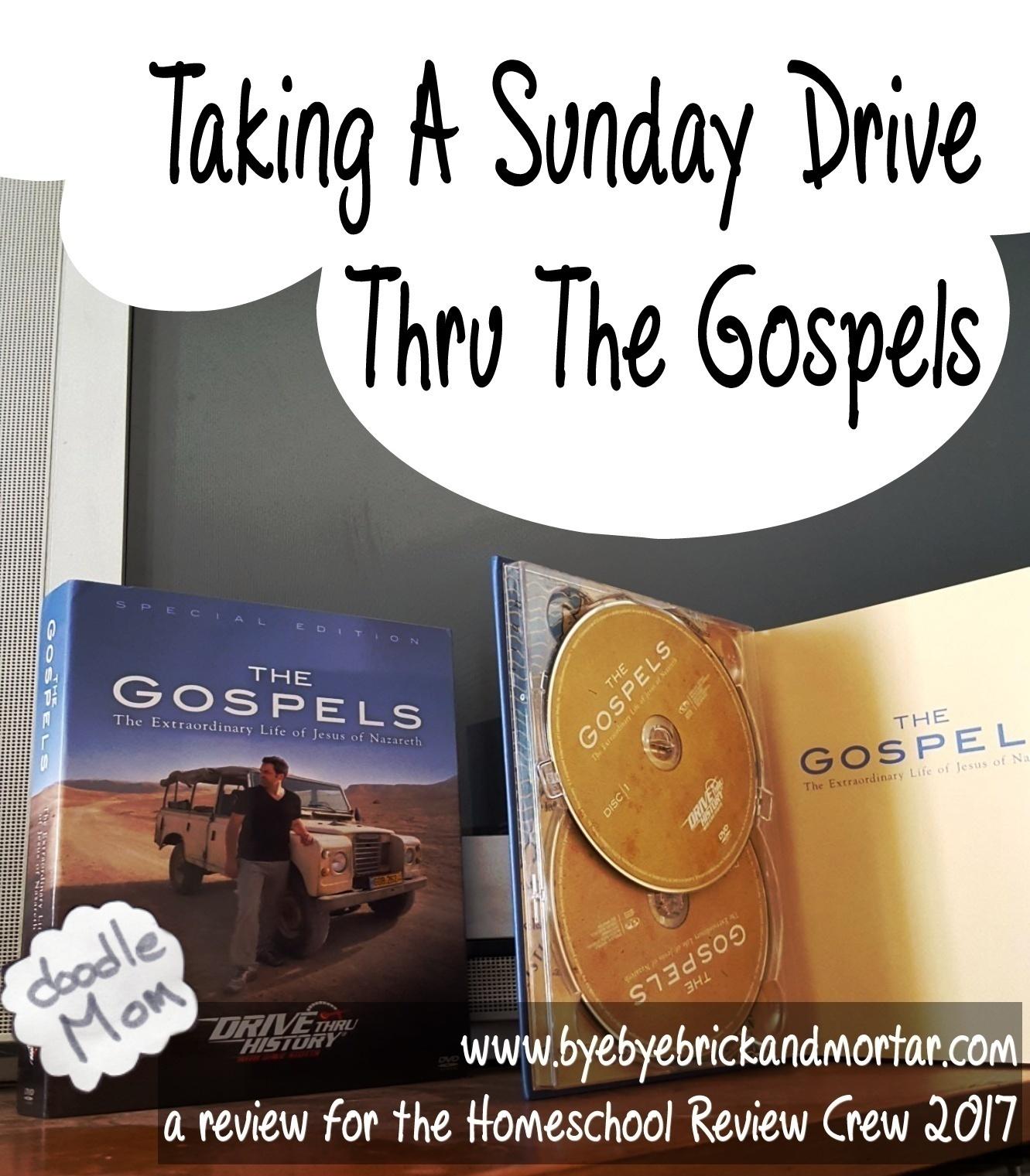 Taking a Sunday Drive Thru The Gospels