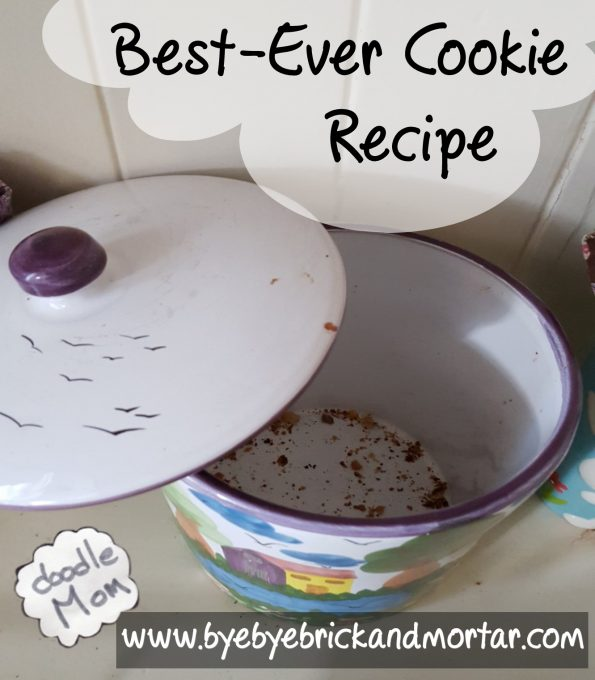 Best-Ever Cookie Recipe