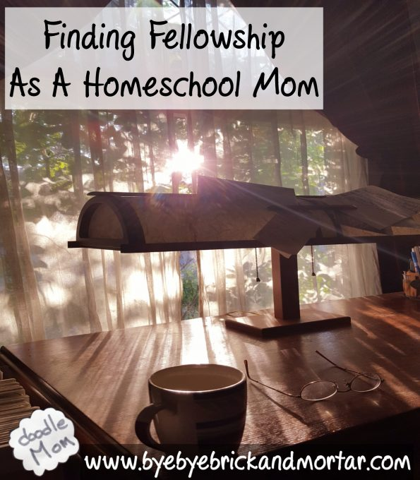 Finding Fellowship As A Homeschool Mom