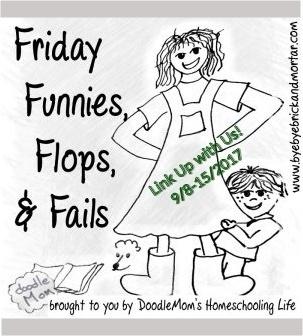 Friday Funnies, Flops, & Fails