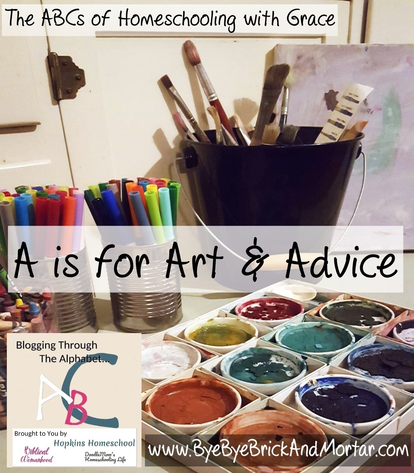 A is for Art & Advice