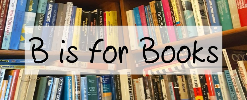 B is for Books