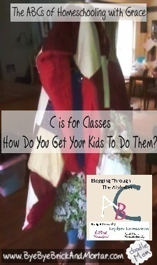 C is for Classes