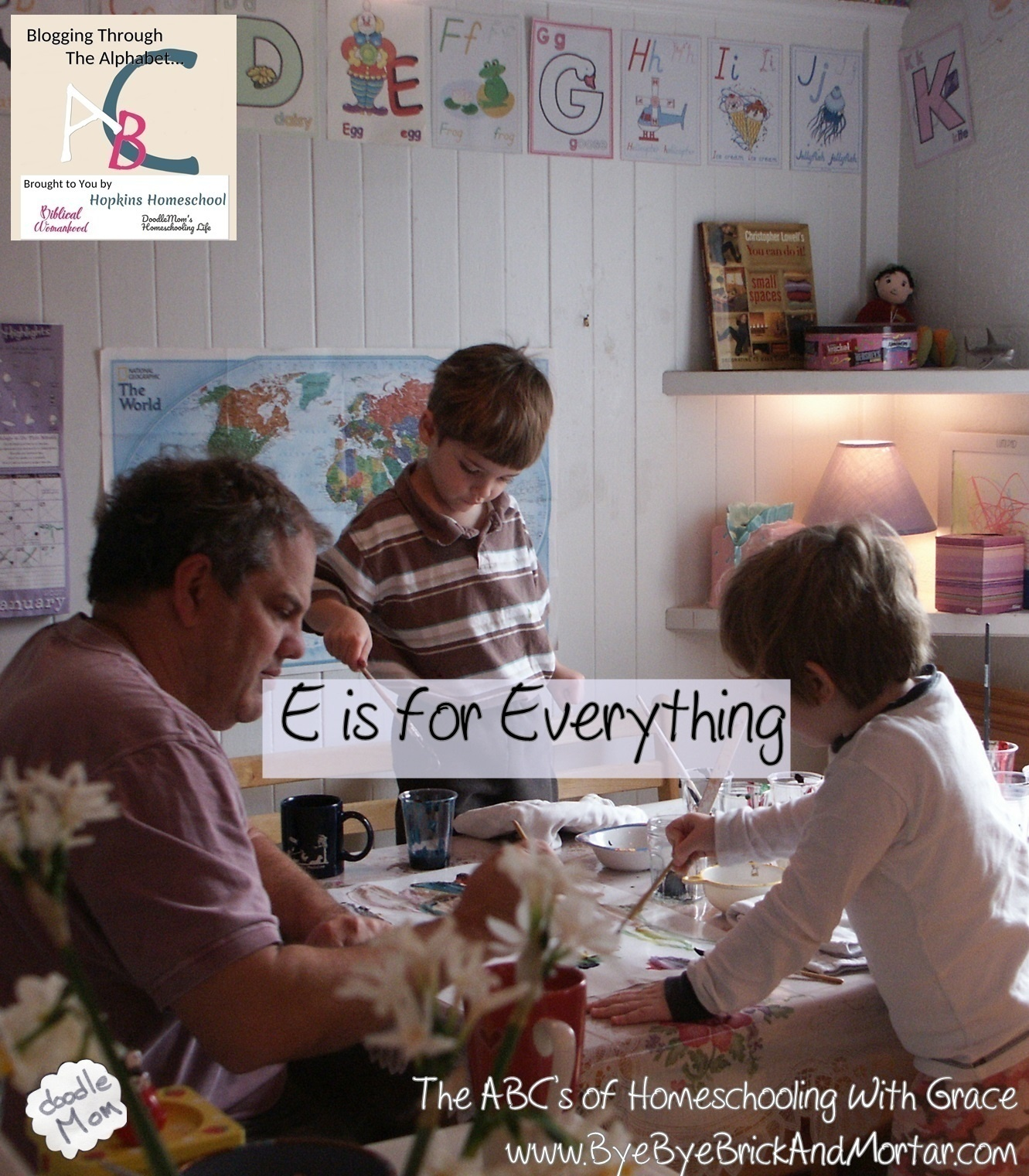 E is for Everything
