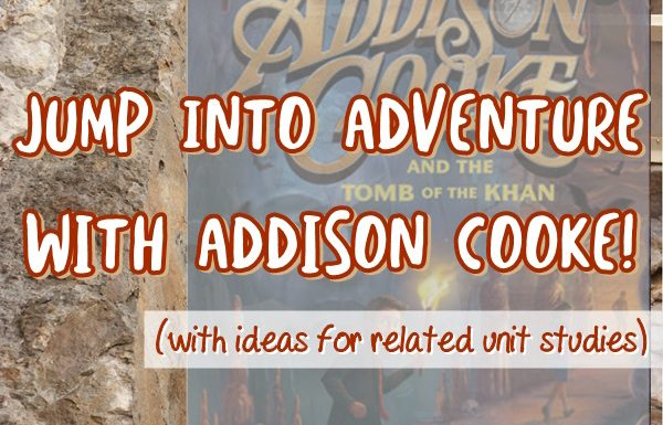 Jump Into Adventure With Addison Cooke