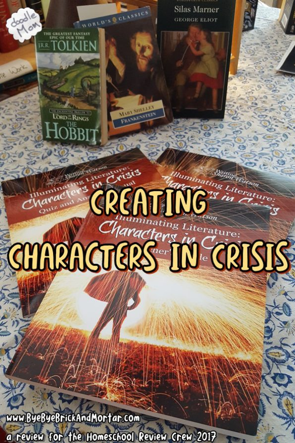characters in crisis