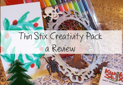 Thin Stix Creativity Pack Review