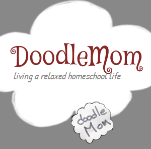 Kirsten at DoodleMom, living a relaxed homeschooling life
