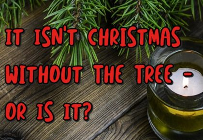 Christmas Without Tree