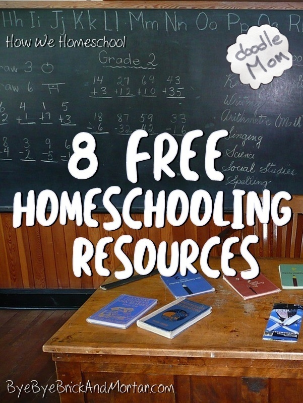 8 Free Homeschooling Resources