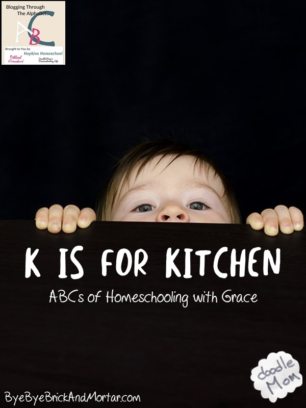 K is for Kitchen