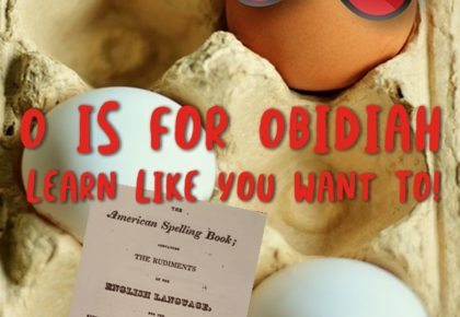 O is for Obidiah