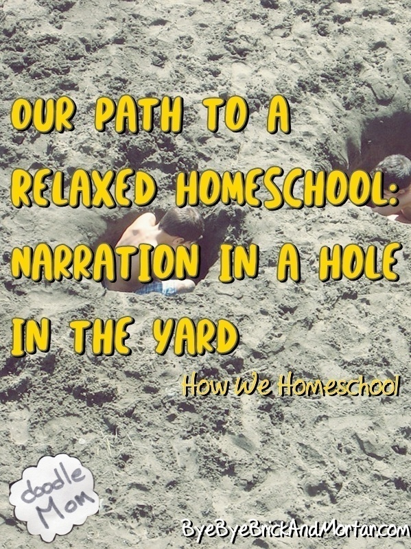 Narration in a Hole in the Yard