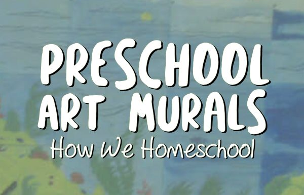 Preschool Art Murals