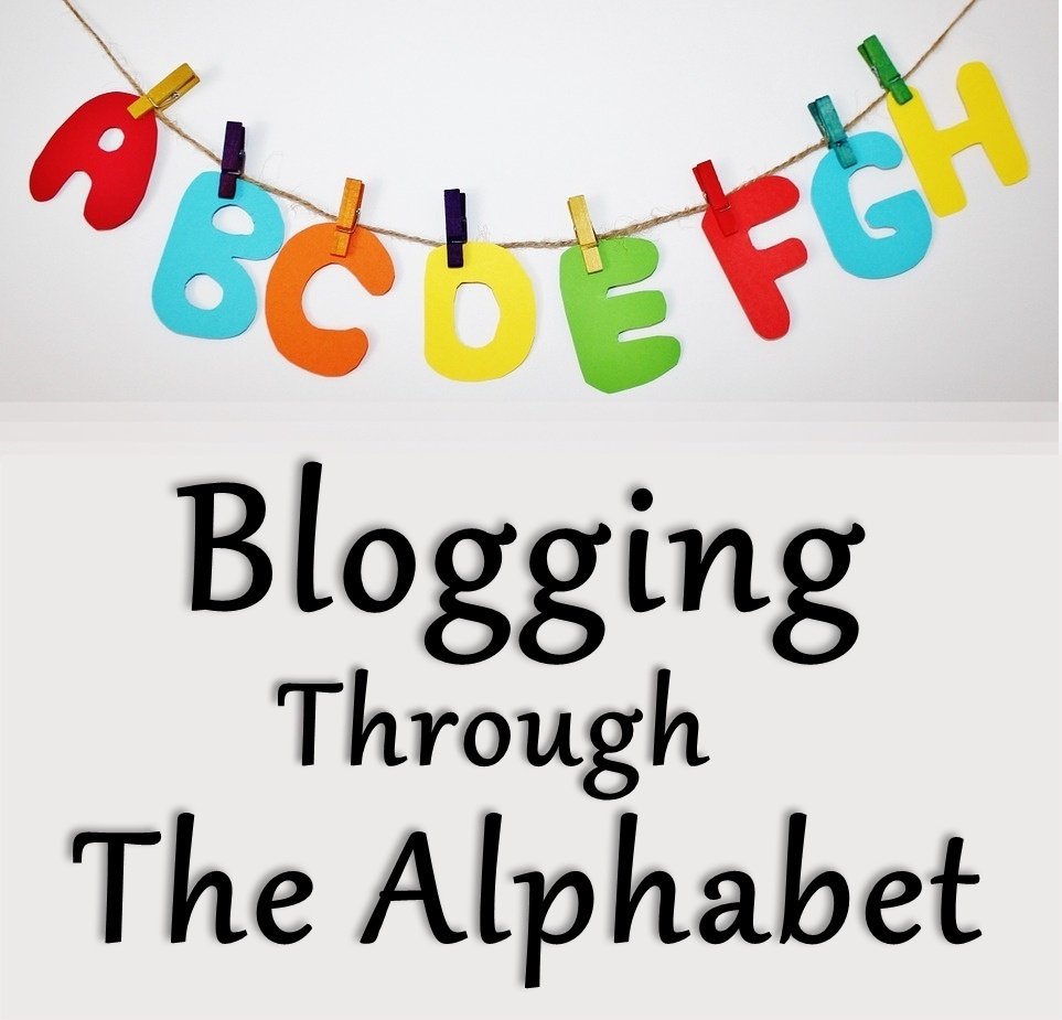 Blogging Through The Alphabet with Books! 14