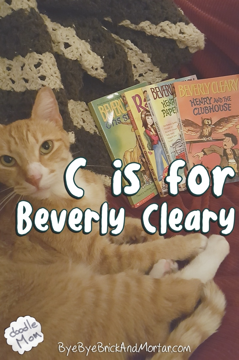 C is for Beverly Cleary