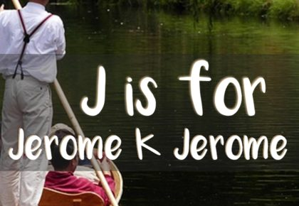 J is for Jerome
