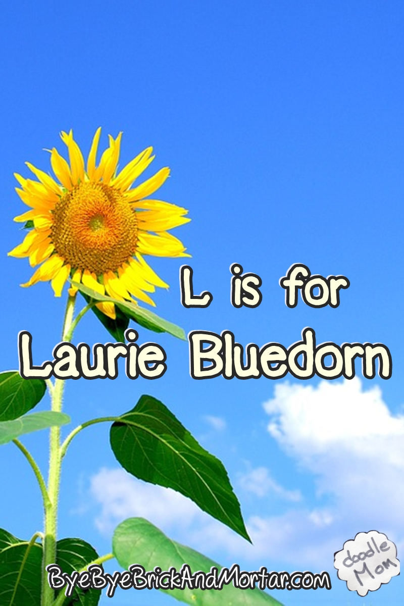 L is for Laurie Bluedorn