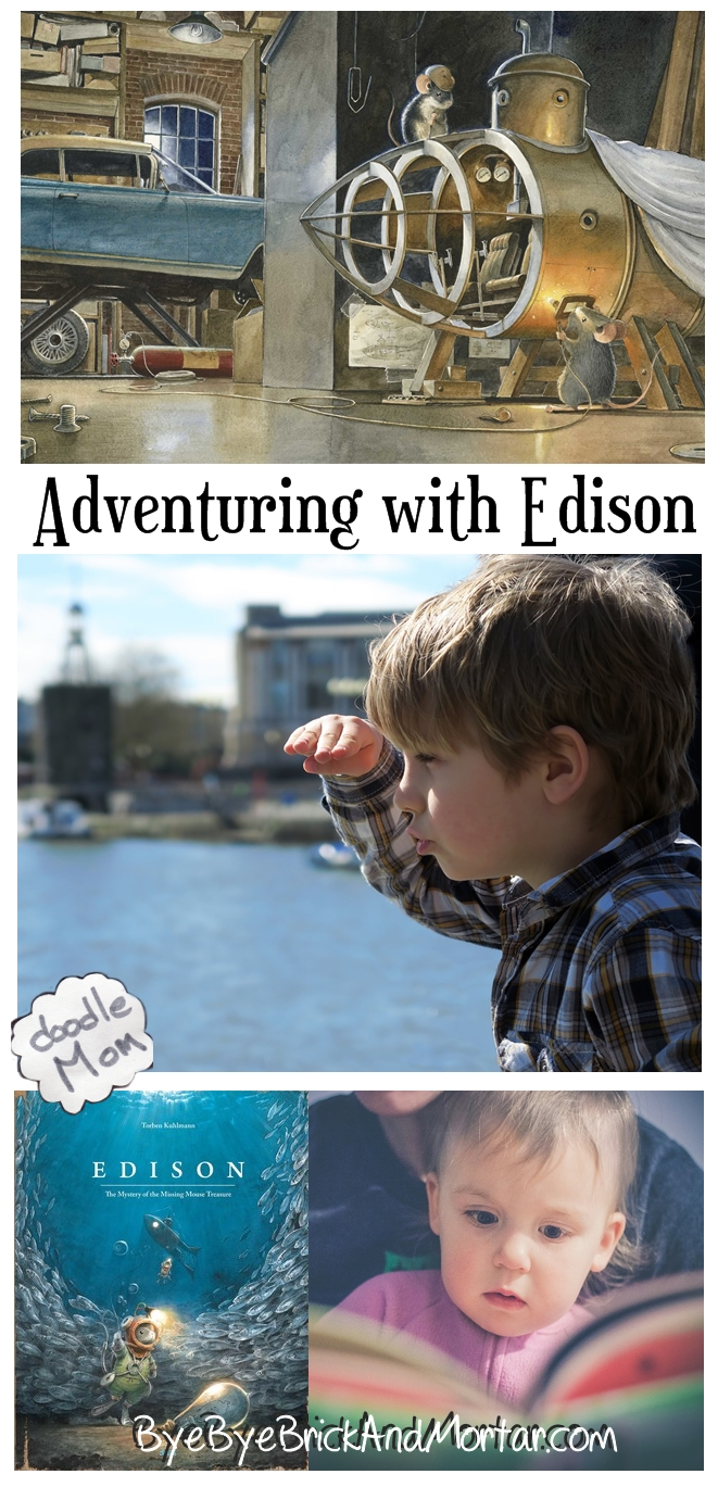 Adventuring with Edison