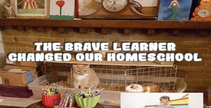 The Brave Learner Changed Our Homeschool 2