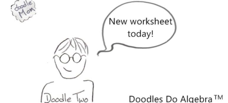 second worksheet math algebra