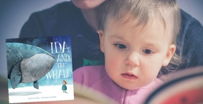 Ida and the Whale picture book review